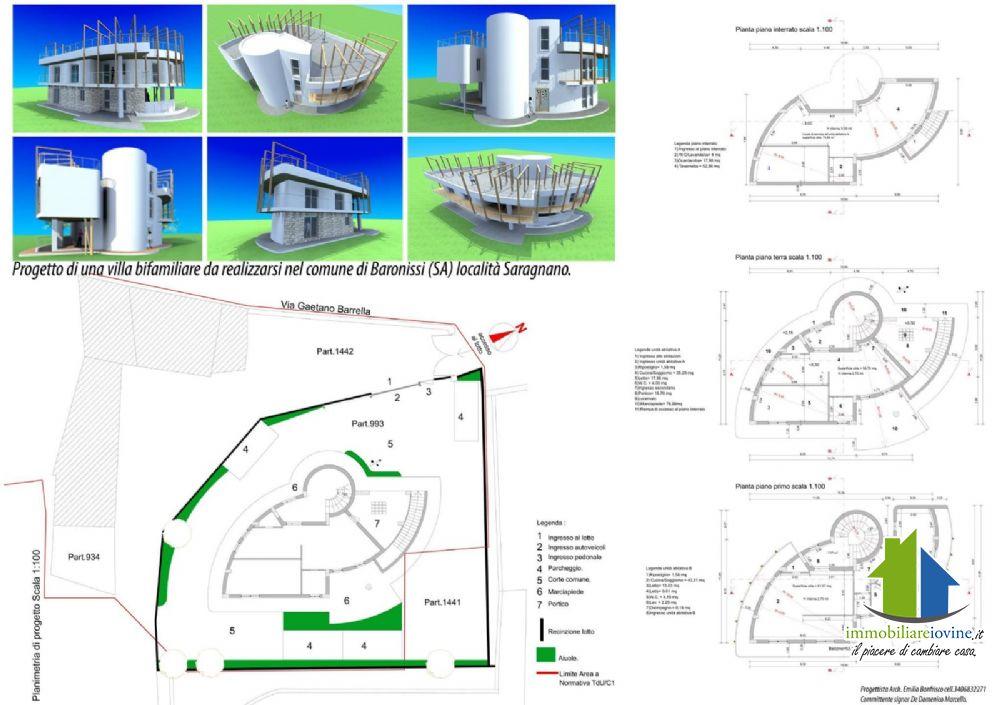 Piano Terra di Mq.162 in Vendita €.65.000,00